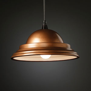 Radiance Antique Copper Classic Pendant