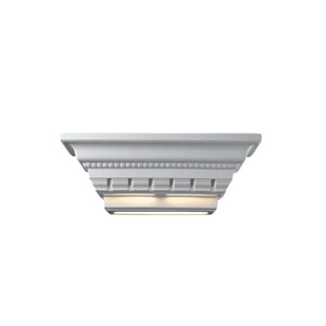 Ambiance Bisque LED Medium Crown Molding Wall Sconce
