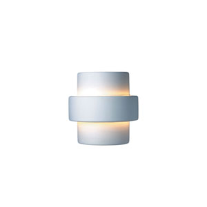 Ambiance Bisque LED Large Step Wall Sconce