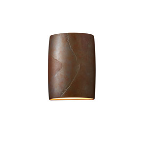 Ambiance Bisque LED Large Cylindrical Wall Sconce