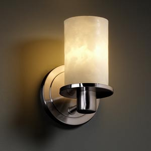 Clouds Rondo One-Light Sconce