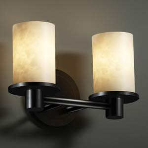 Rondo Two-Light Wall Sconce