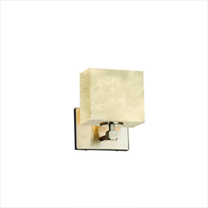 Clouds Brushed Nickel 6-Inch LED Wall Sconce