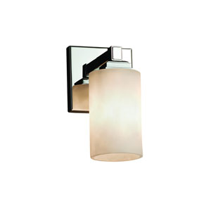 Clouds  Polished Chrome 4.5-Inch LED Wall Sconce