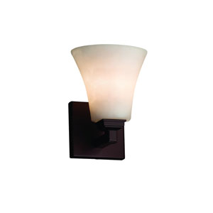 Clouds Dark Bronze 6-Inch LED Wall Sconce
