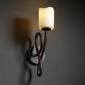 CandleAria Capellini One-Light Sconce
