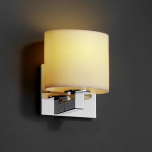 CandleAria Modular One-Light Sconce