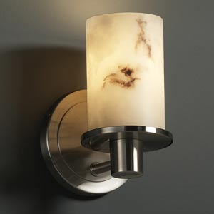 LumenAria Rondo One-Light Sconce