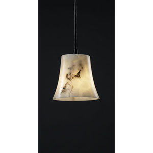 LumenAria Modular Antique Brass Mini Pendant