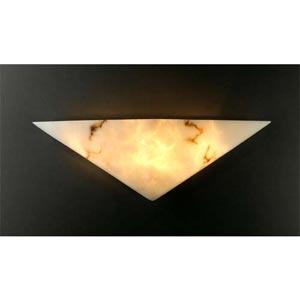 LumenAria Triangle Sconce