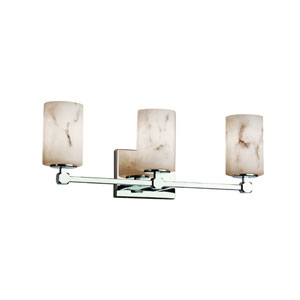 LumenAria  Polished Chrome 22-Inch LED Bath Bar