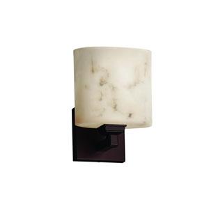 LumenAria  Dark Bronze 6.5-Inch LED Wall Sconce