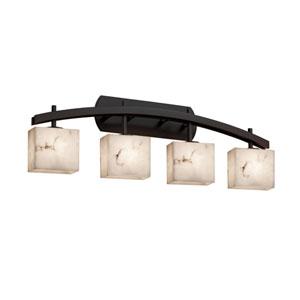 LumenAria  Dark Bronze 35.5-Inch LED Bath Bar
