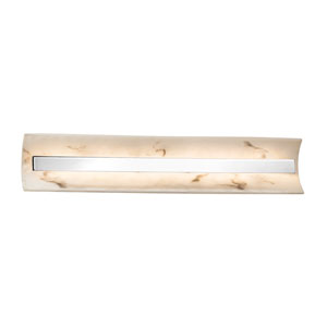 LumenAria  Polished Chrome 29-Inch LED Bath Bar