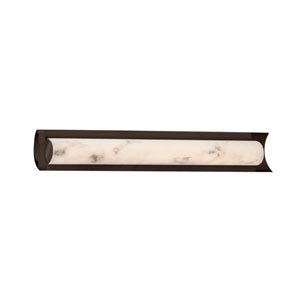 LumenAria  Dark Bronze 30-Inch LED Bath Bar