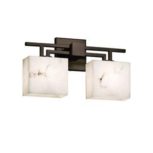 LumenAria  Dark Bronze 16-Inch LED Bath Bar