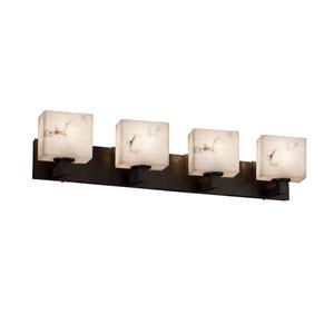 LumenAria Dark Bronze 35-Inch LED Bath Bar