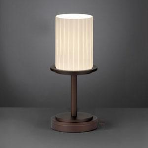 Fusion Dakota Dark Bronze Short Table Lamp