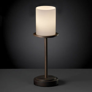 Fusion Dakota Dark Bronze Tall Table Lamp
