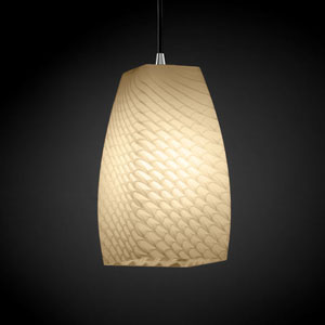 Fusion Modular Antique Brass Mini Pendant