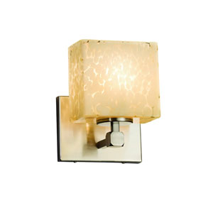 Fusion Brushed Nickel 6-Inch LED Wall Sconce