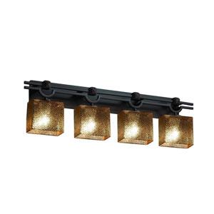 Fusion Dark Bronze 39-Inch LED Bath Bar