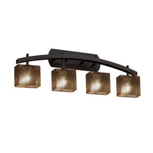 Fusion Dark Bronze 35.5-Inch LED Bath Bar