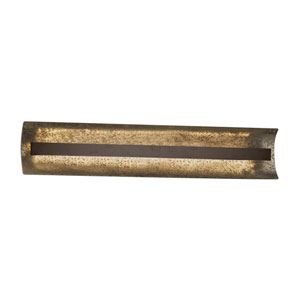 Fusion Dark Bronze 29-Inch LED Bath Bar