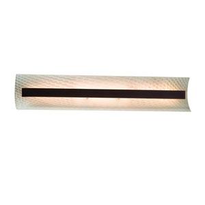 Fusion Dark Bronze 29-Inch LED Bath Bar