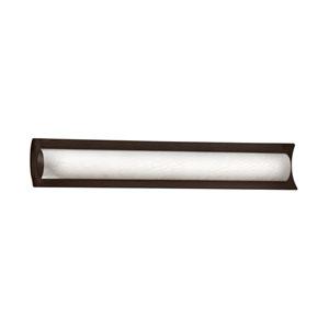 Fusion Dark Bronze 30-Inch LED Bath Bar