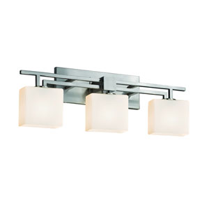 Fusion Brushed Nickel 26-Inch LED Bath Bar