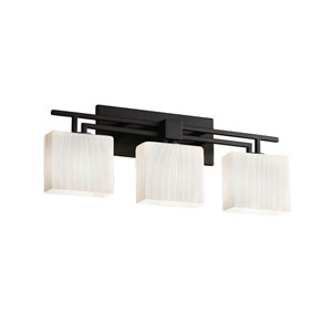 Fusion Dark Bronze 26-Inch LED Bath Bar
