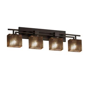 Fusion Dark Bronze 36-Inch LED Bath Bar