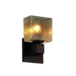 Fusion Dark Bronze 5.5-Inch LED Wall Sconce
