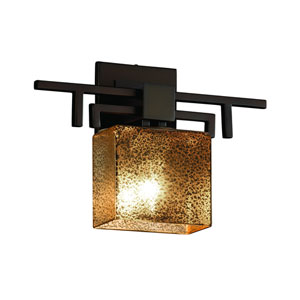 Fusion Dark Bronze 14-Inch LED Wall Sconce