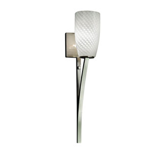 Fusion Brushed Nickel 4.5-Inch LED Wall Sconce