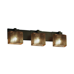 Fusion Dark Bronze 27-Inch LED Bath Bar