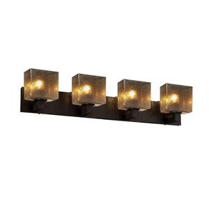 Fusion Dark Bronze 35-Inch LED Bath Bar