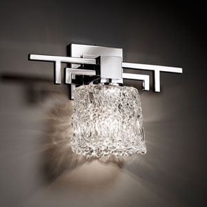 Veneto Luce Aero Polished Chrome Wall Sconce