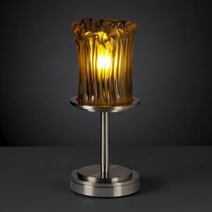 Veneto Luce Dakota One-Light Short Table Lamp