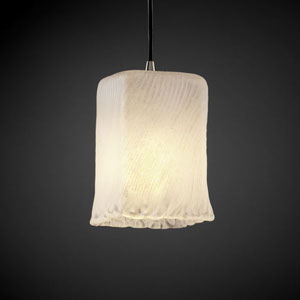 Veneto Luce Modular Brushed Nickel Mini Pendant