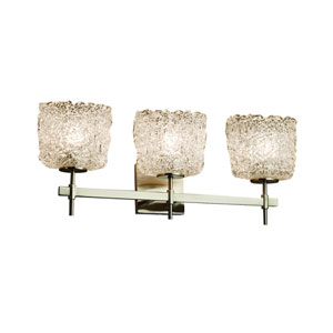 Veneto Luce Brushed Nickel 24.5-Inch LED Bath Bar