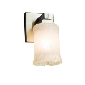 Veneto Luce Brushed Nickel 4.5-Inch LED Wall Sconce