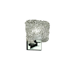 Veneto Luce  Polished Chrome 6.5-Inch LED Wall Sconce