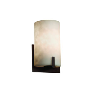 Clouds Dark Bronze 5.5-Inch LED Wall Sconce