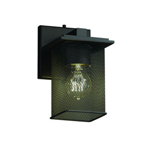 Wire Mesh™  Dark Bronze One-Light Sconce