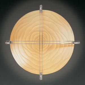 Porcelina Crossbar CrossbarSix-Light Brushed Nickel Pendant Bowl With Crossbar