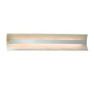 Porcelina  Polished Chrome 29-Inch LED Bath Bar