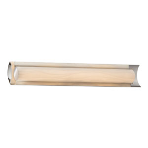 Porcelina  Polished Chrome 30-Inch LED Bath Bar