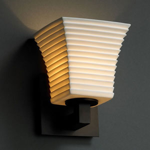Limoges Modular Dark Bronze Wall Sconce